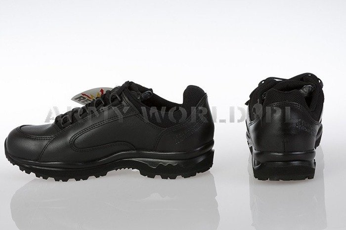 Police Shoes Haix Dakota Low Gore-tex Art. nr 105501 Black - New -  II Quality