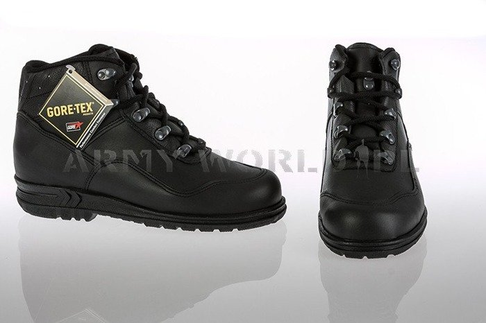 Police Shoes Haix®  Police Walker Leather New II Quality