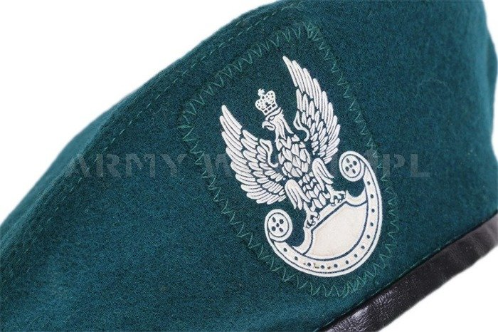 Polish Army Green Beret Original Demobil SecondHand