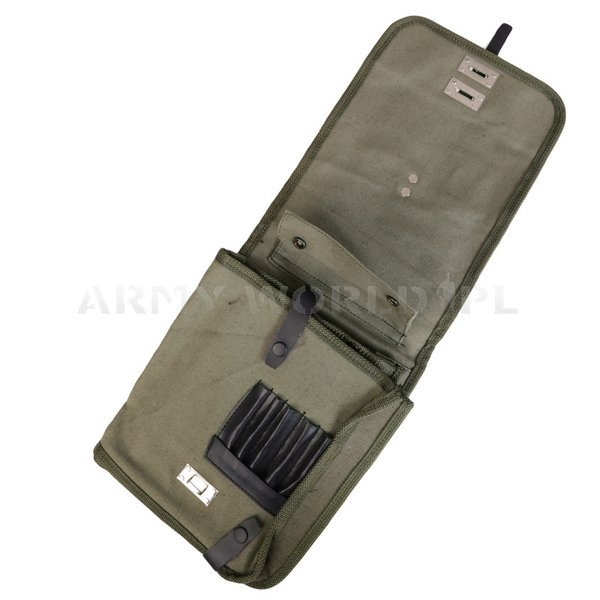 Polish Army non-commissioned officers field Bag 985/MON Original New