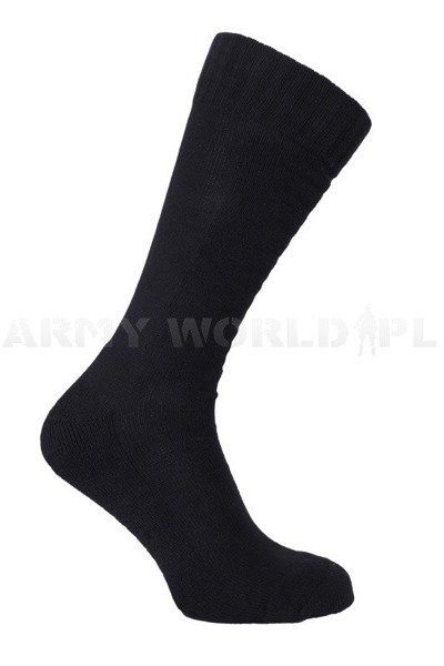 Polish Black Summer Military Socks WZ 541/MON i 538/MON Original - New