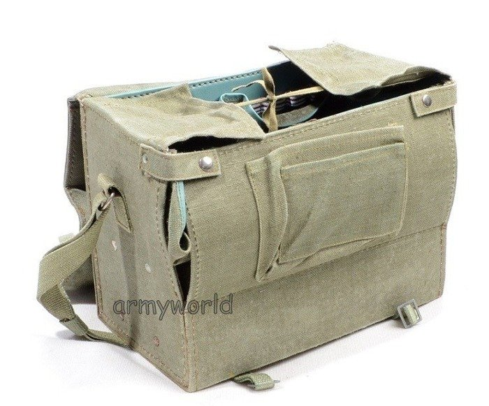 Polish Field Military Medical Kit  L Big Original Demobil SecondHand