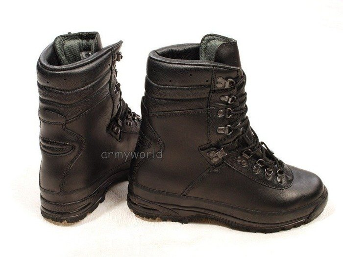 Polish Leather Military Boots 928/MON Winter - Original - New