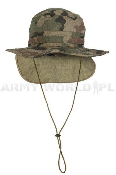Polish Military Hat 93 Ripstop Original Demobil SecondHand