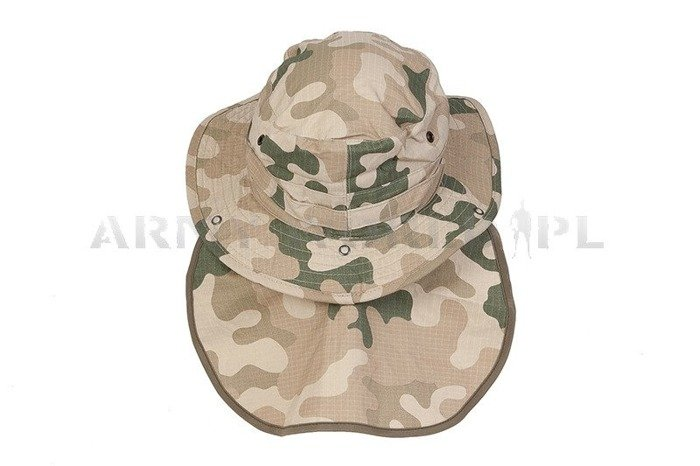 Polish Military Hat PL Desert Ripstop Kama Original New