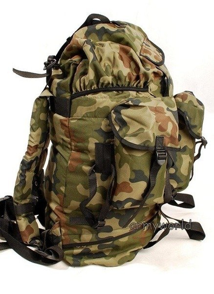 Polish military backpack- Zasobnik Żołnierski WZ 97 Original New PL Camo