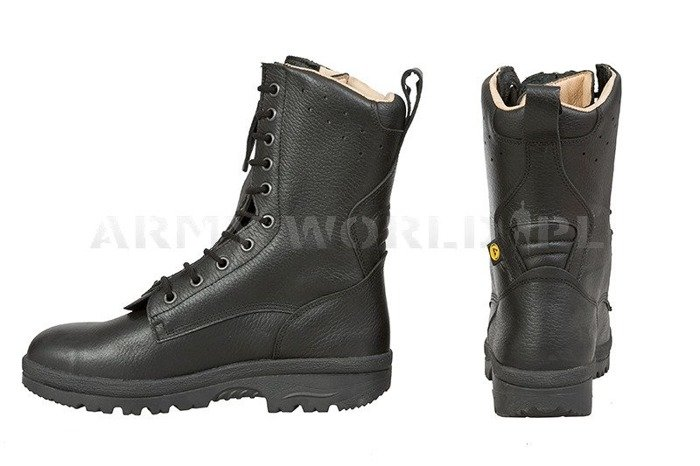Protect Pilot's Shoes BERGMANN Bundeswehr Oryginal New