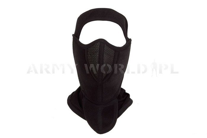 Protectiv Face Mask UTM Black Used