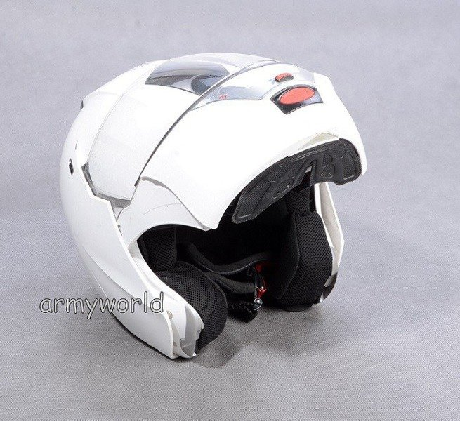 Protective Crash Helmet CABERG JUSTISSIMO GT Demobil Good Condition SecondHand