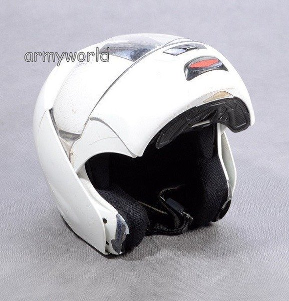 Protective Crash Helmet CABERG JUSTISSIMO M2 Demobil Good Condition Second-Hand