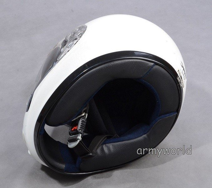 Protective Crash Helmet  MODEL IV Demobil Good Condition Second-Hand