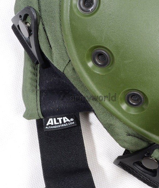 Protective Knee Pads ALTA AltaLok®  Knee Protectors Oliv New