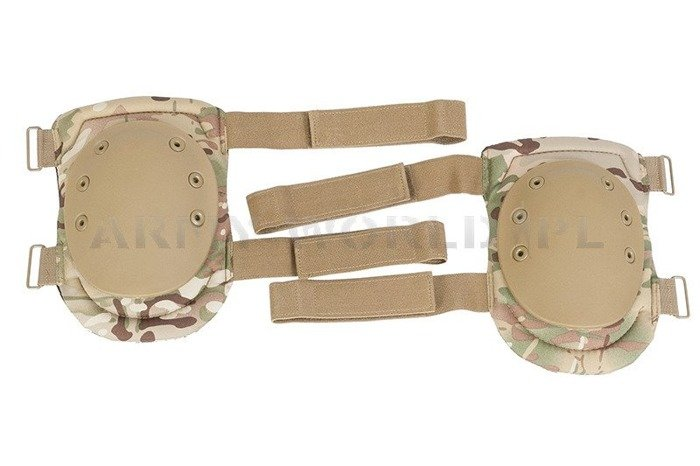 Protective Knee Pads - CCE Paintball ASG Mil-tec New