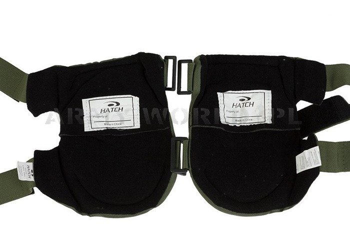 Protective Kneepads HATCH Knee pads Oliv Unused