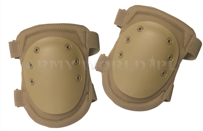 Protective knee pads Coyote Paintball  ASG
