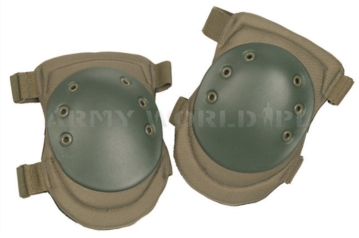 Protective knee pads Oliv Paintball  ASG