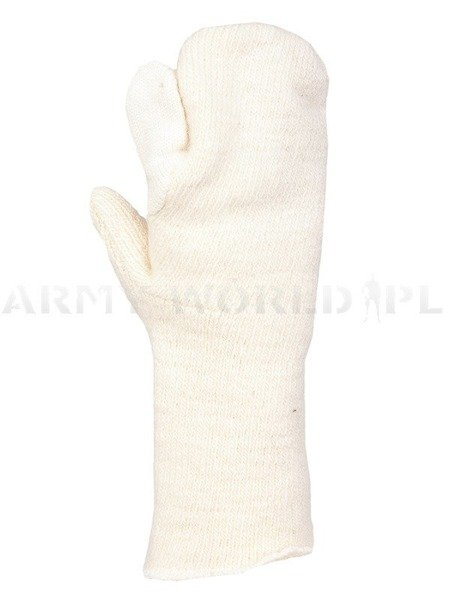 Danish Army Warmed Gloves Original Used II Quality