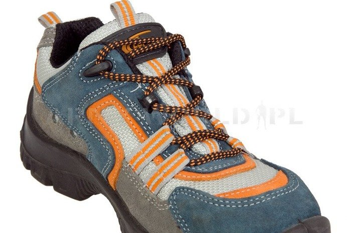 Safety Shoes Dutch Army Lupos Original Like New