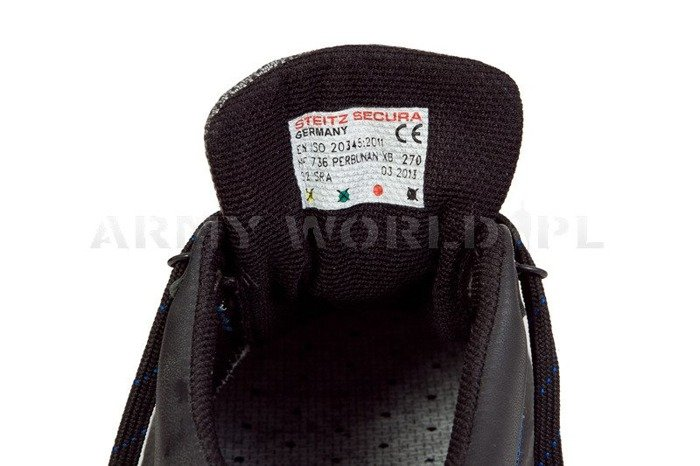 Safety Shoes Steitz Secura Original New