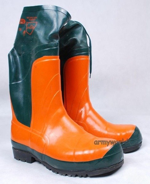 Sawman Shoes Stihl Class 3 Original Demobil