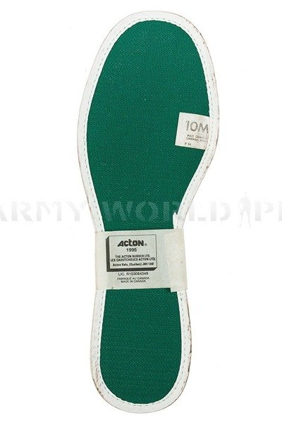 Set Of Insoles For Canadian Winter Shoes Mukluks Boots Original New