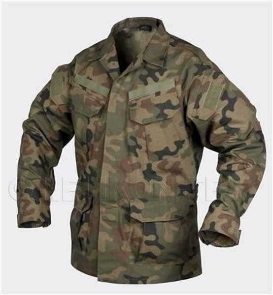 Shirt Special Forces Uniform SFU Helikon NYCO PL Camo