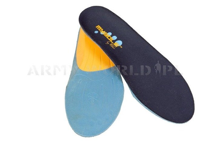 Shoe insoles For Sport Shoes Mysole by Fisher Not Used