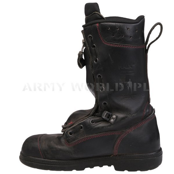 Shoes Goretex HAIX ®  Fire Flash Bundeswehr Original Demobil Good Condition