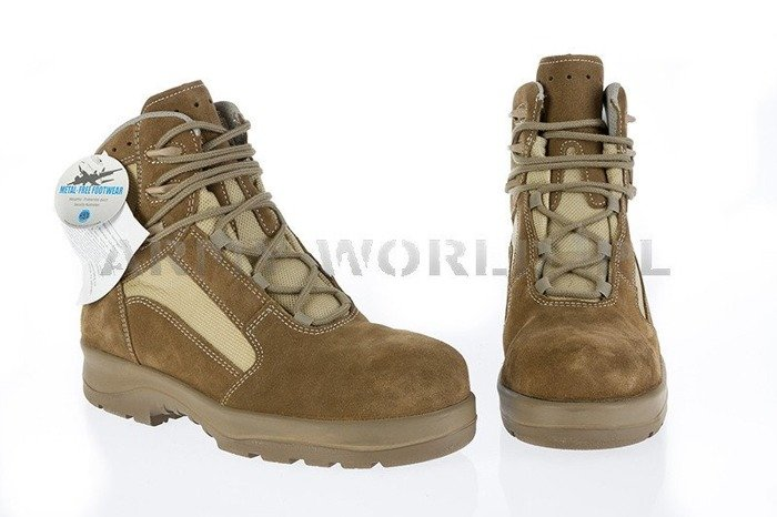Shoes Haix ®  Bordschuhe Desert Military Boots Bundeswehr - New - II quality