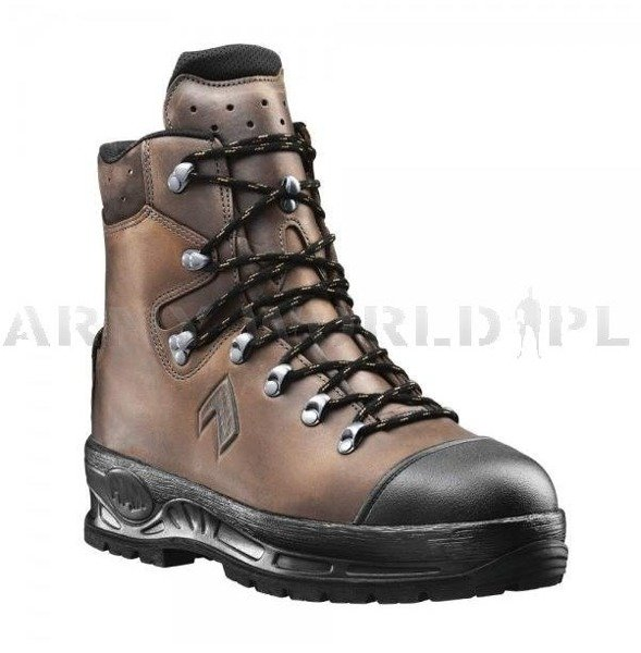 Shoes Haix Trekker Mountain KEVLAR Original New