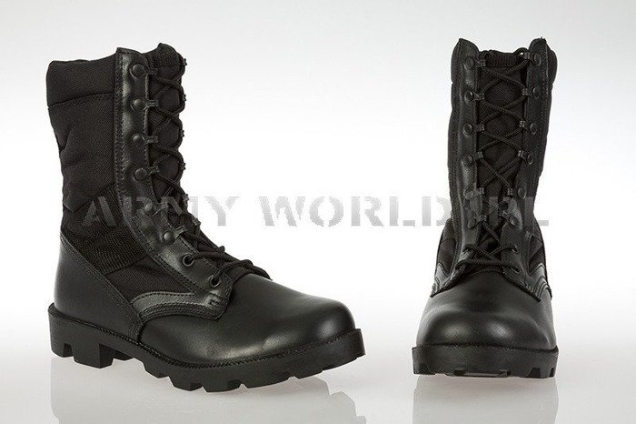 Shoes Jungle SPEED LACE Cordura Mil-tec Black New