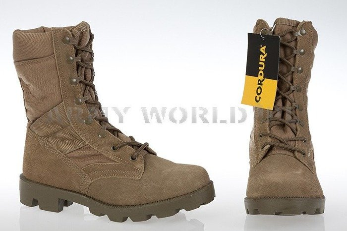 Shoes Jungle SPEED LACE Cordura Mil-tec COYOTE New