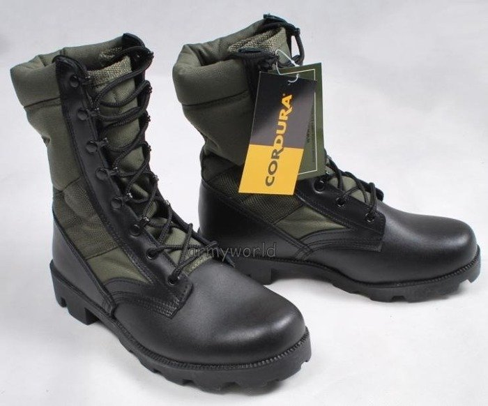 Shoes Jungle SPEED LACE Cordura Mil-tec OLIV New