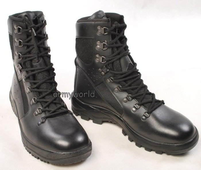 Shoes Of Foreign Legion The Latest Model Black Original II Quality New