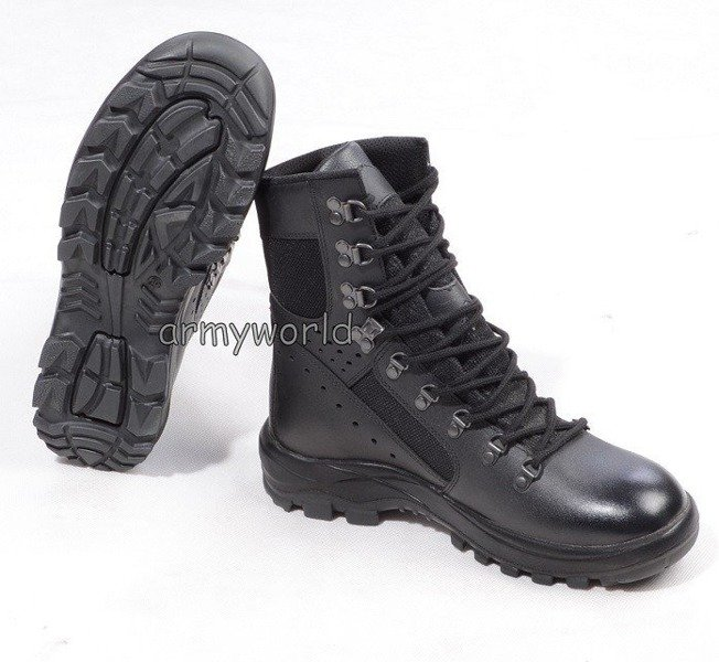 Shoes Of Foreign Legion The Latest Model Black Original New