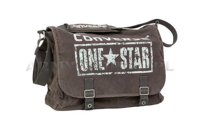 Shoulder Bag Converse Brown Used