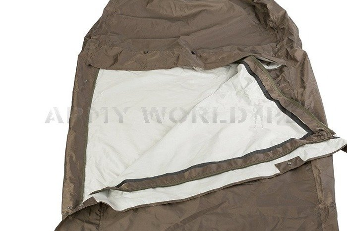 Sleeping Bag Case With Mosquitos Net Oliv Demobil Like Usused
