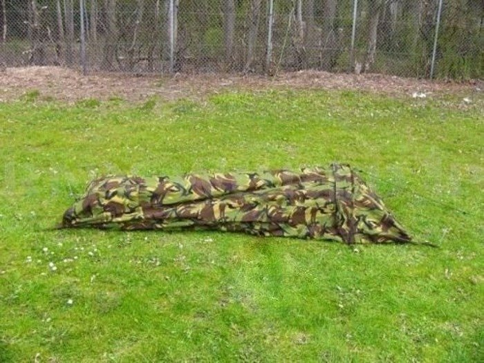 Sleeping Bag Cover Bivi Cover  Gore-tex Dutch DPM Original New
