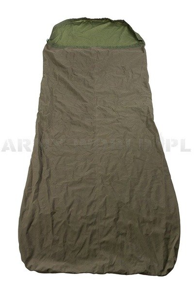 Sleeping Bag Cover Bivi Cover Waterproof  Dutch Army Original Demobil- Second Quality