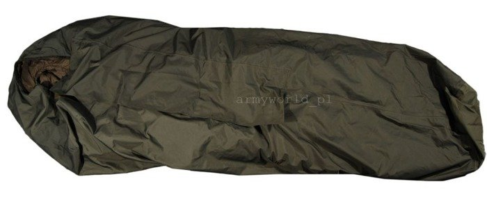 Sleeping Bag Cover Oliv Dutch With Zipper Original Demobil