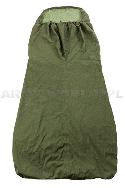 Sleeping Bag Cover Waterproof Military Dutch Original Oliv Demobil II quality