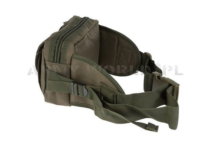 Small Hip Pouch Oliv Mil-Tec New
