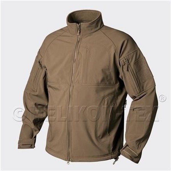 Soft Shell Commander with fleece Coyote Helikon