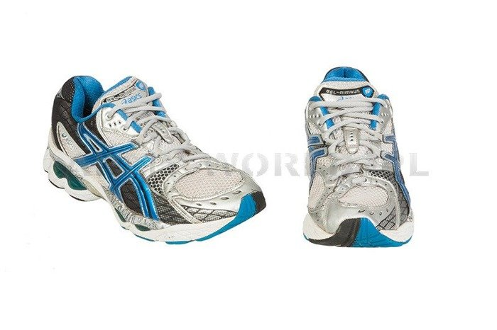 Sport Shoes ASICS Gel Nimbus Original Demobil Very Good Condition