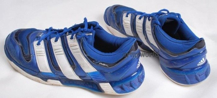 Sport Shoes Adidas Bundespolizei STABIL ADIPRENE Original Demobil Sufficient Condition