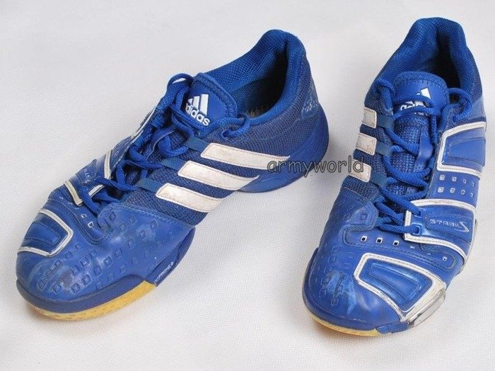 Sport Shoes Adidas Bundespolizei STABIL SPEEDCUT Original Demobil Good Condition