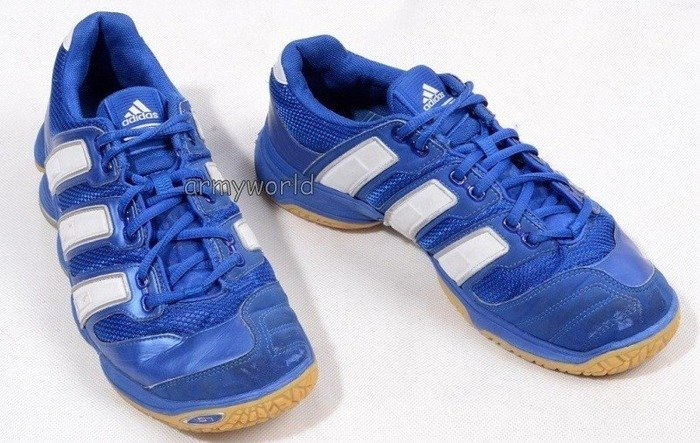 Sport Shoes Adidas STABIL Bundeswehr Original Demobil Sufficient Condition