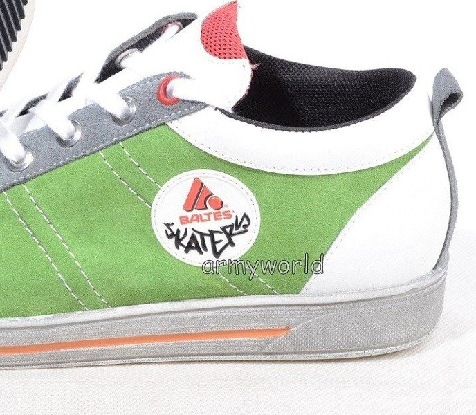 Sport Shoes BALTES SKATERS Original New Limited Edition