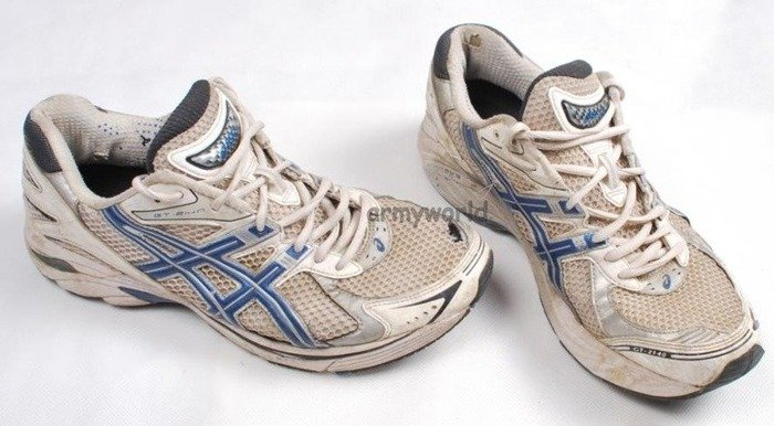 Sport Shoes Bundeswehr ASICS GT-2140 Original Demobil