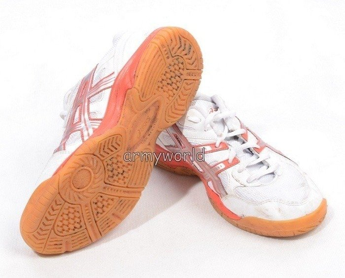 Sport Shoes Dutch Army ASICS Art. Nr B200Y Original Demobil